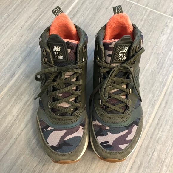 1a0230f48728 New Balance Camo Women s Tennis Shoes. M 5b5138841299553f7bf4b61b